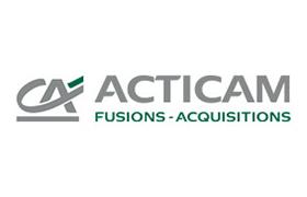 Logo Acticam - Crédit agricole