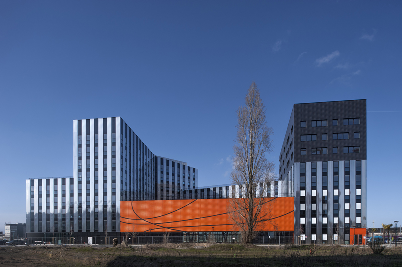 Immeuble VEO à Nantes Gare - Euronantes