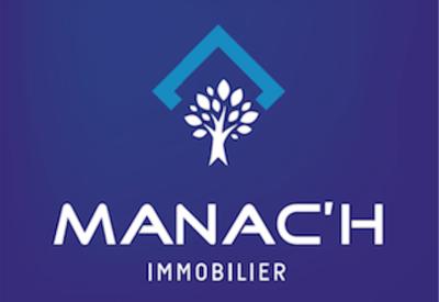 Logo Manac'h Immobilier Nantes