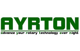 logo ayrton technology nantes